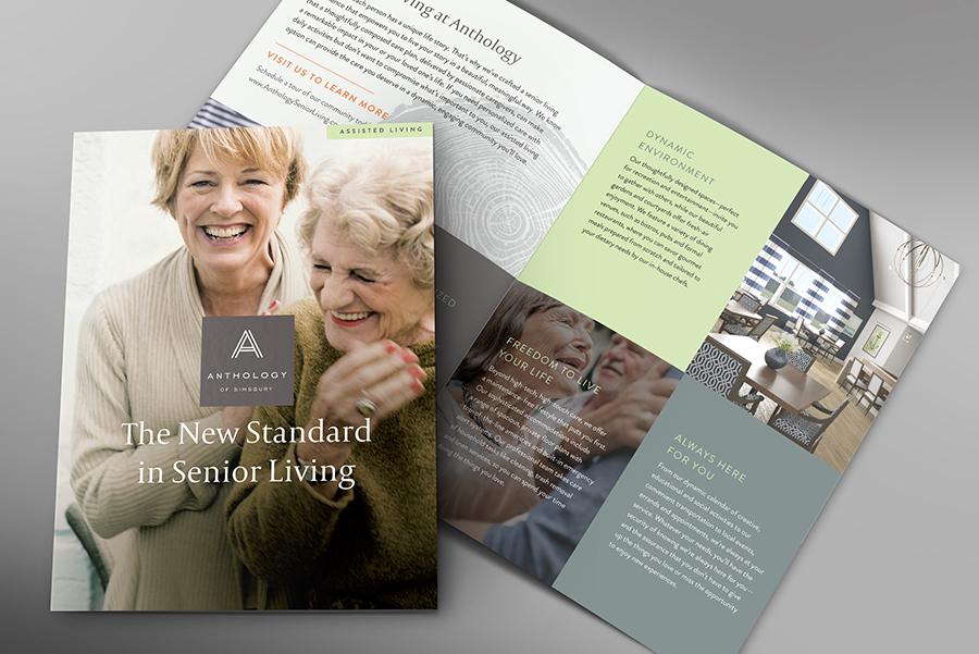 Anthology Assisted Living brochure