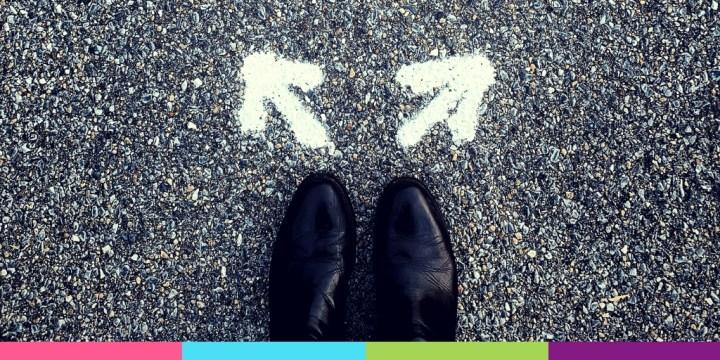 El camino no tomado, el costo de una decisión.