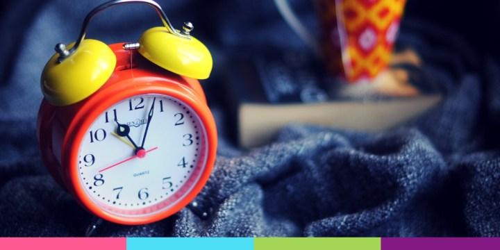 Gestionar el tiempo no es igual a ser productivo