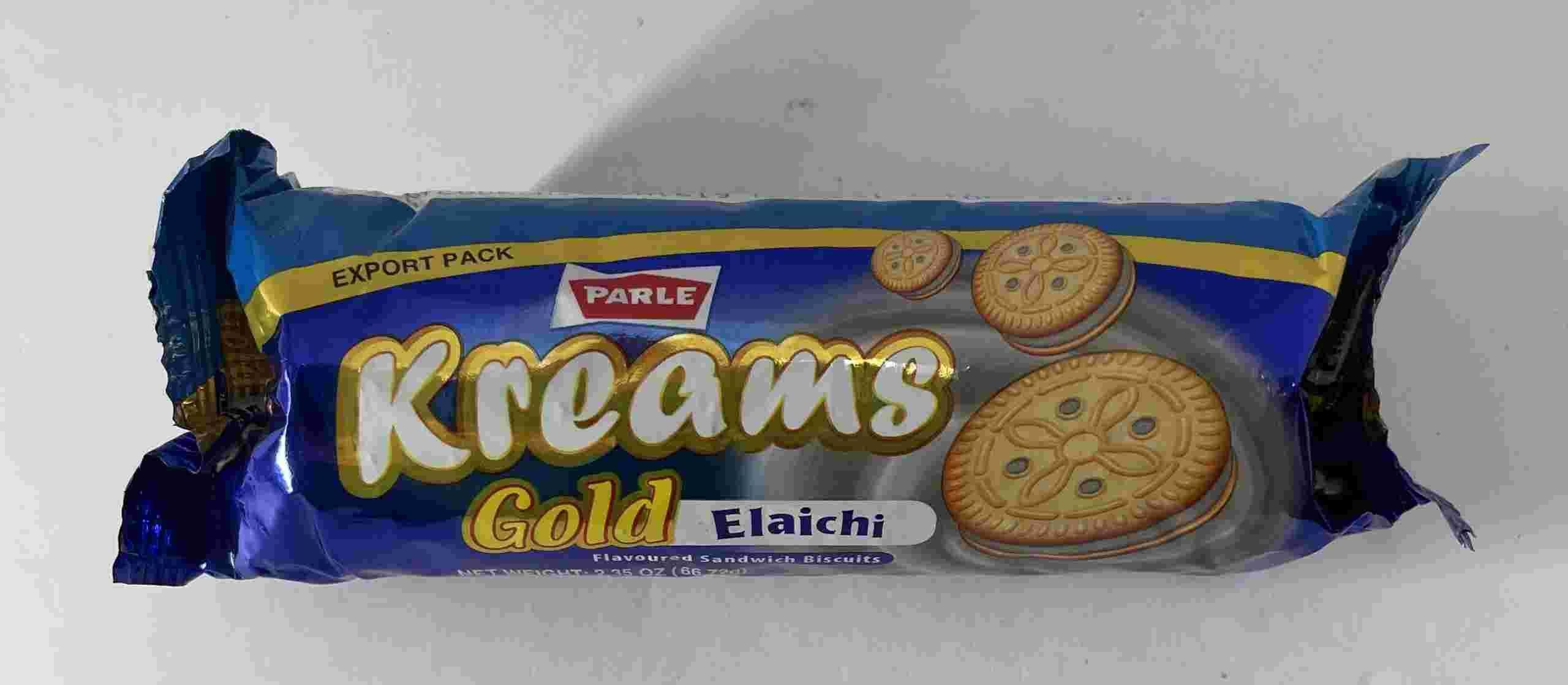 Parle Kreams Gold Elachi