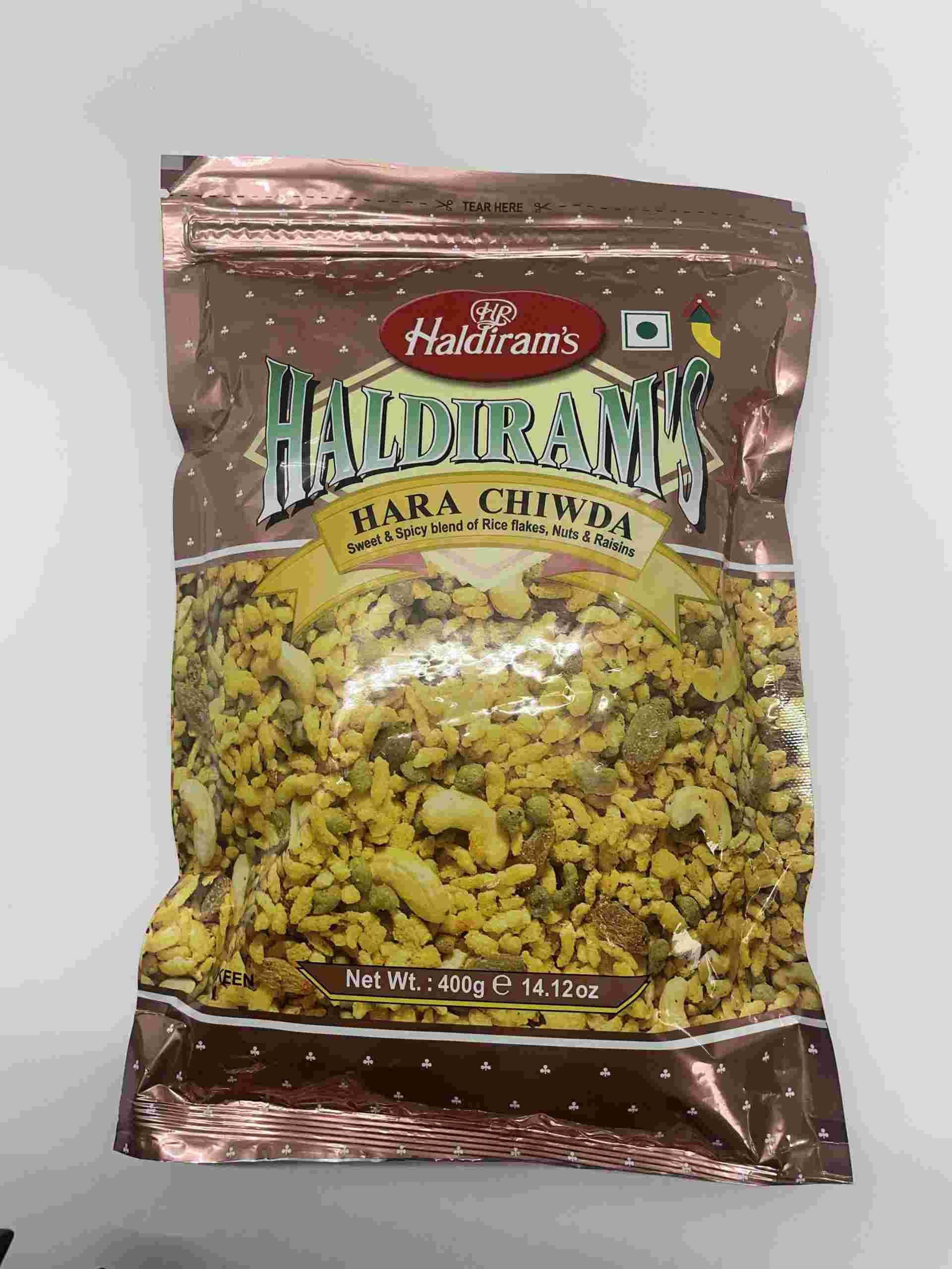 Haldiram's HARA CHIWDA