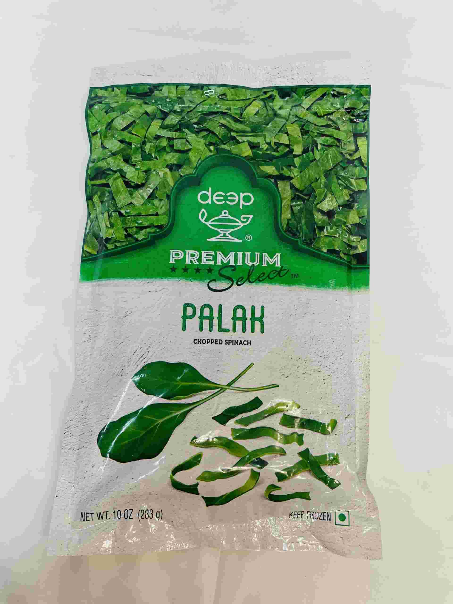 Deep  Palak (Chopped & In Leaves)