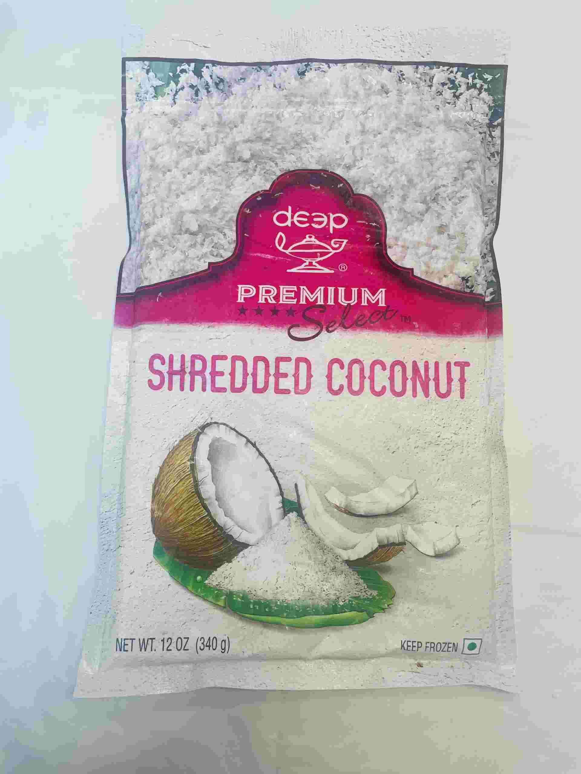 Deep  Deep Shredded Coconut