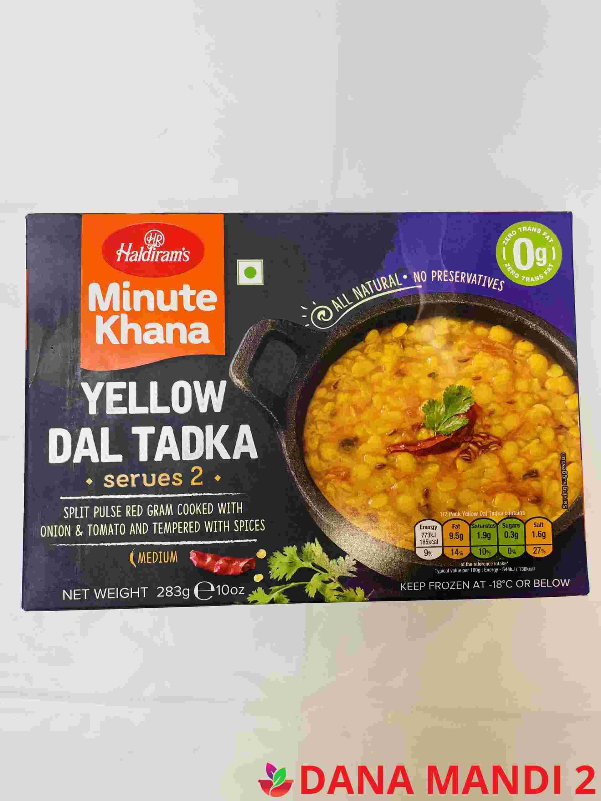 Haldiram's Yellow Dal Tadka