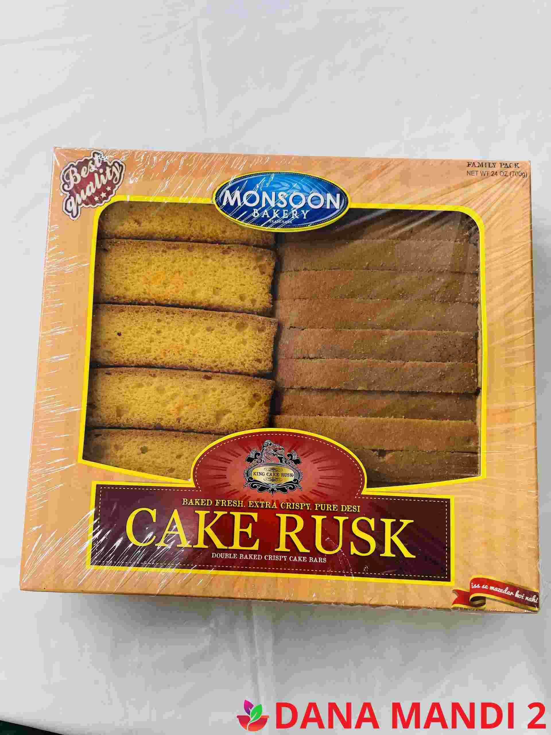 Moonsoon Cake Rusk