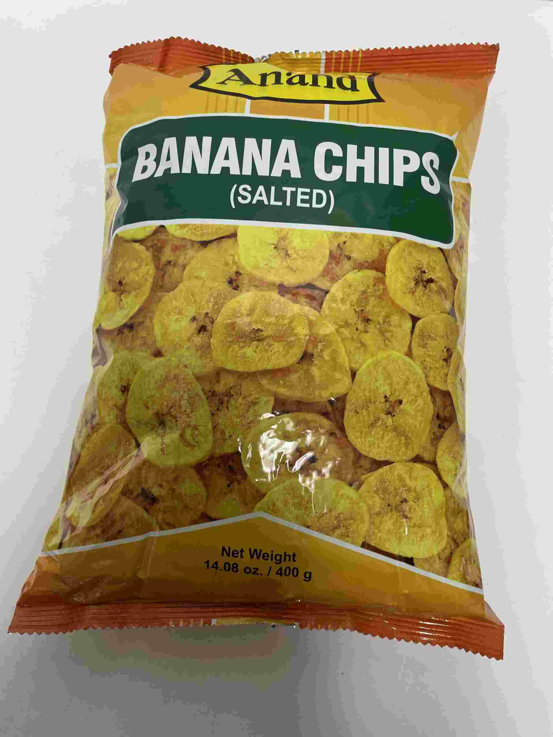 Anand Banana Chips (Salted