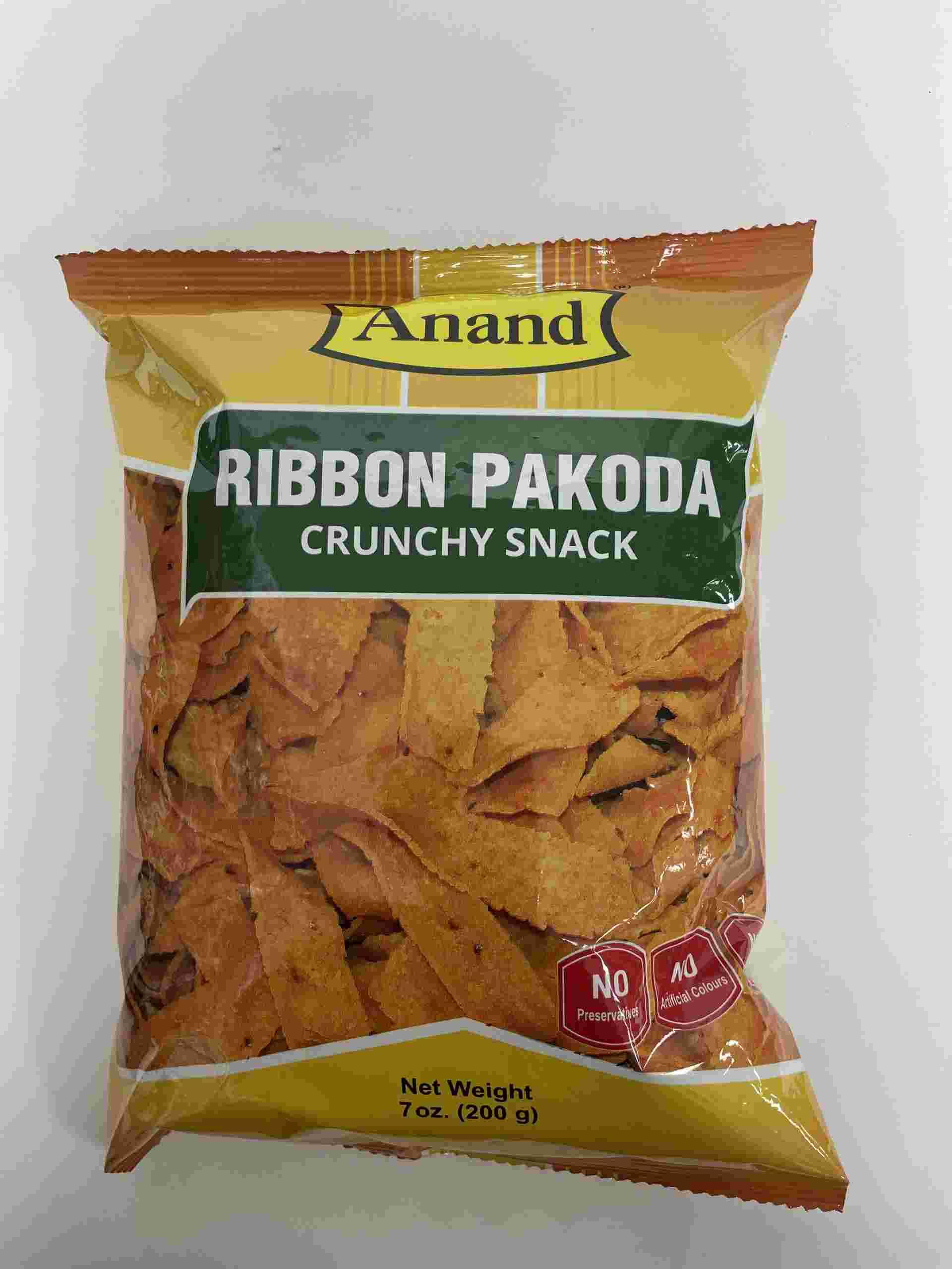Anand Ribbon Pakoda (Cruchy Snack)