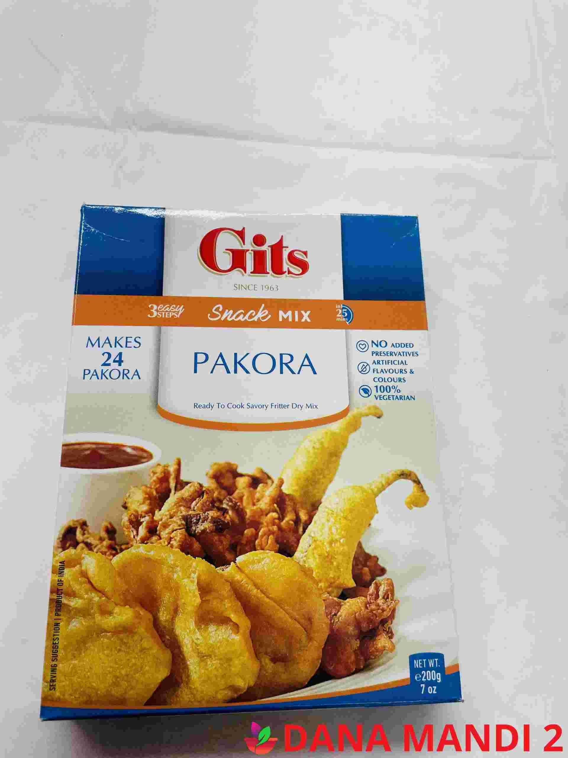 GITS Pakora Snack Mix