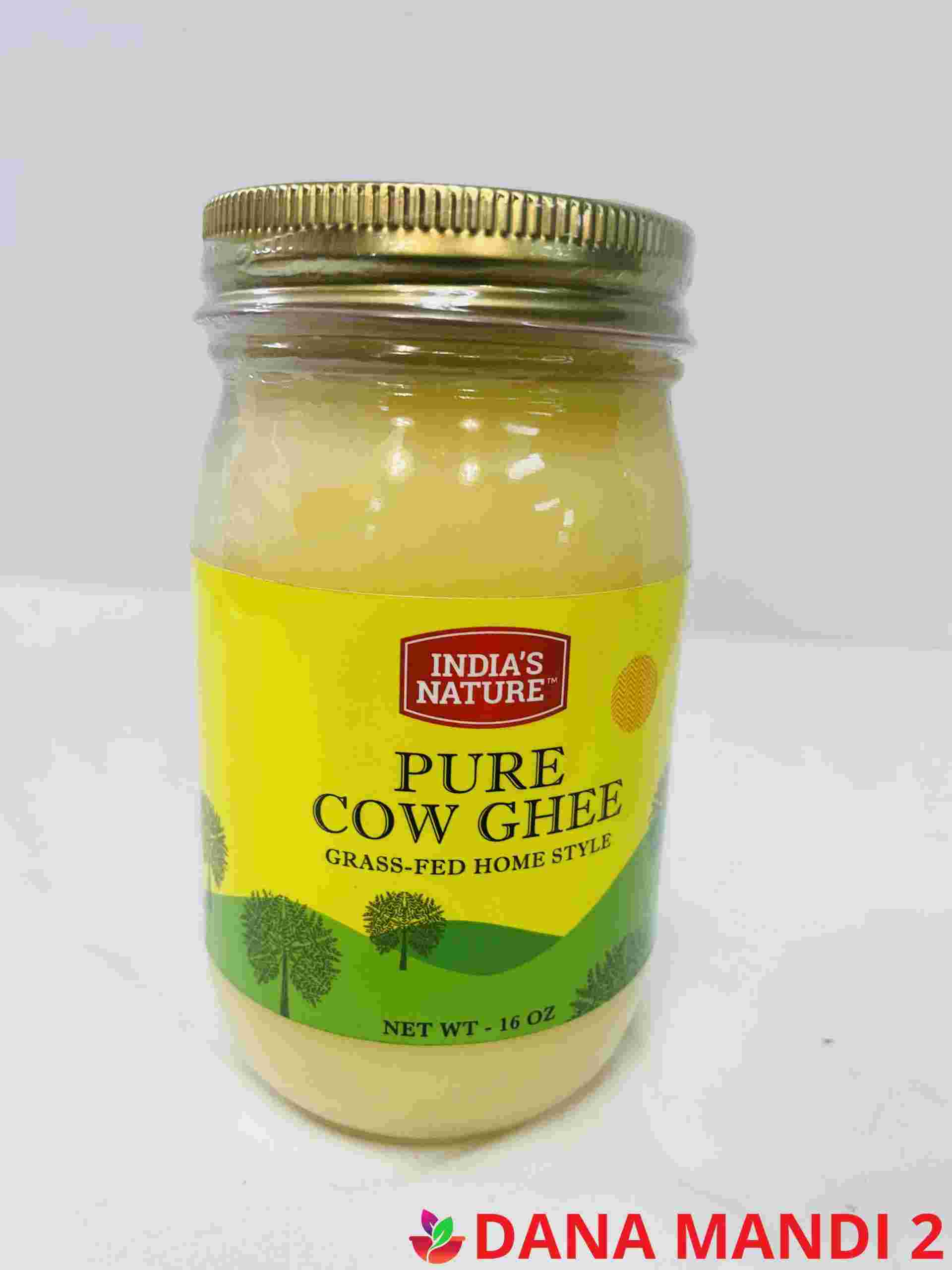 Indian'S Nature Pure Cow Ghee