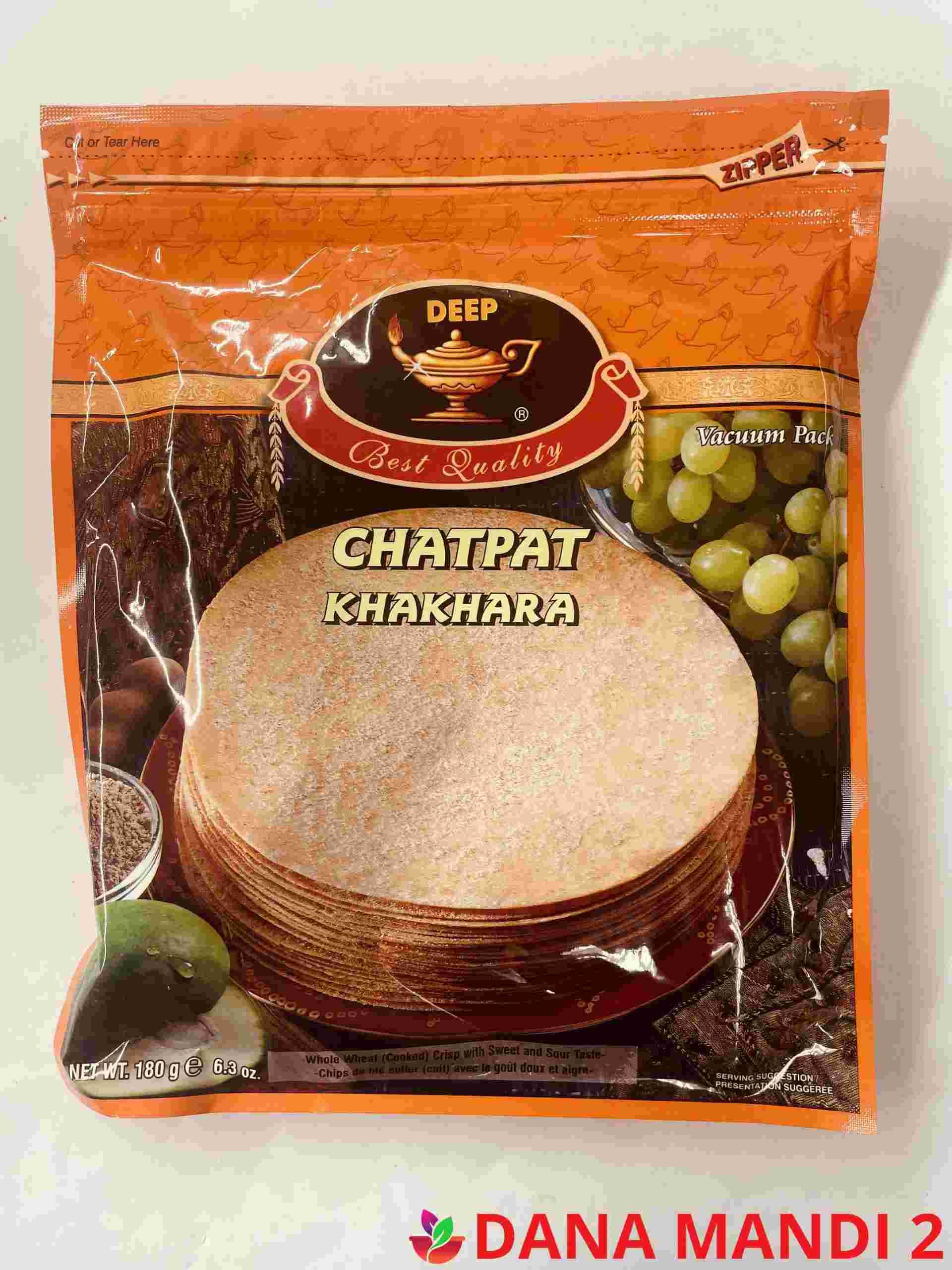 Deep Chatpat Khakhara