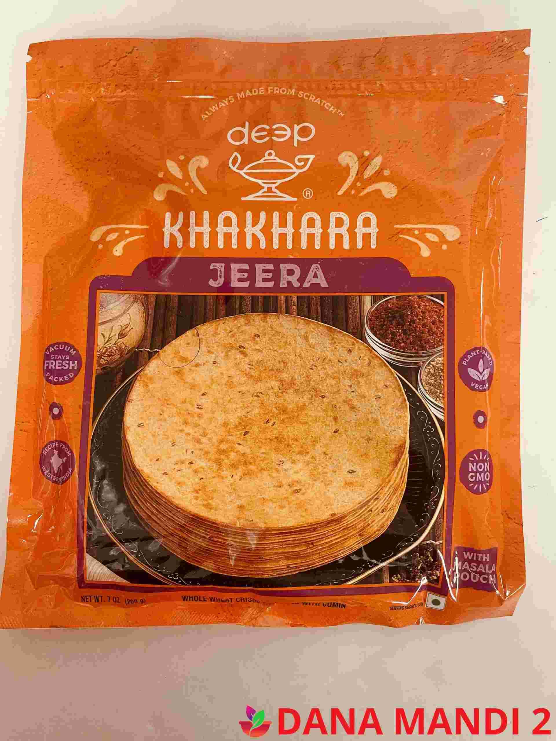 Deep Jeera Khakhara
