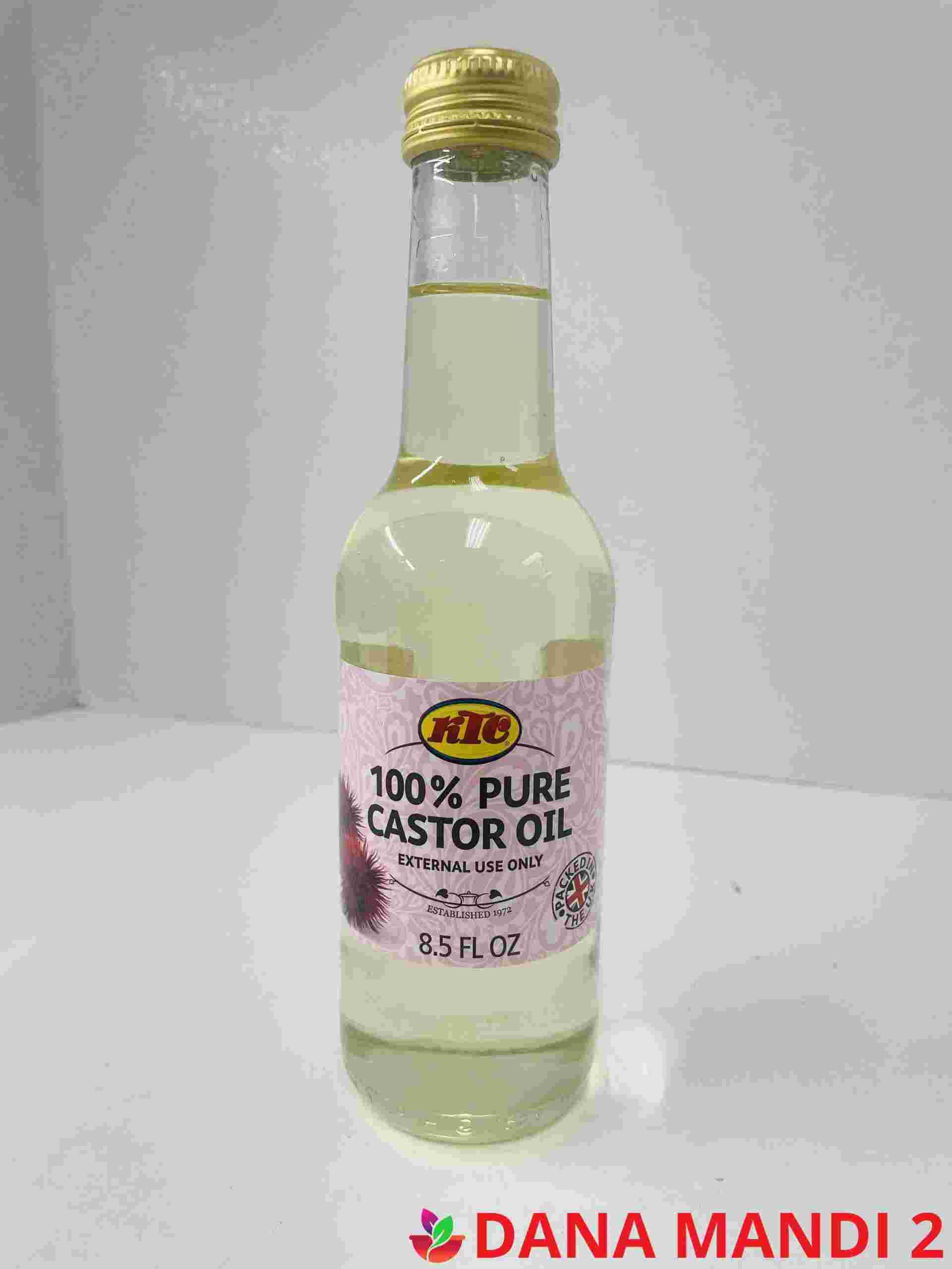 KTC 100% Pure Castor Oil