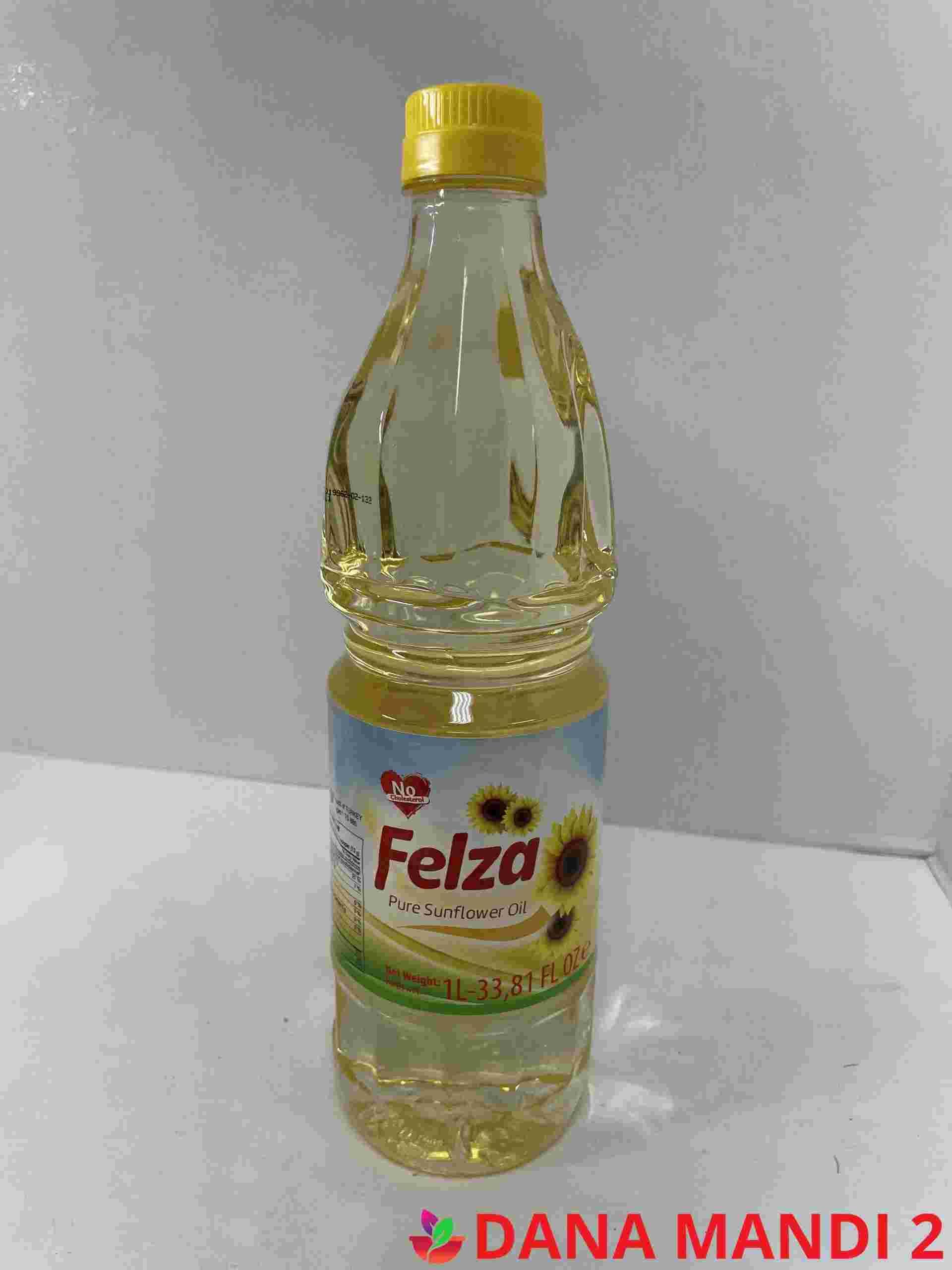 FELZA Sunflower Oil