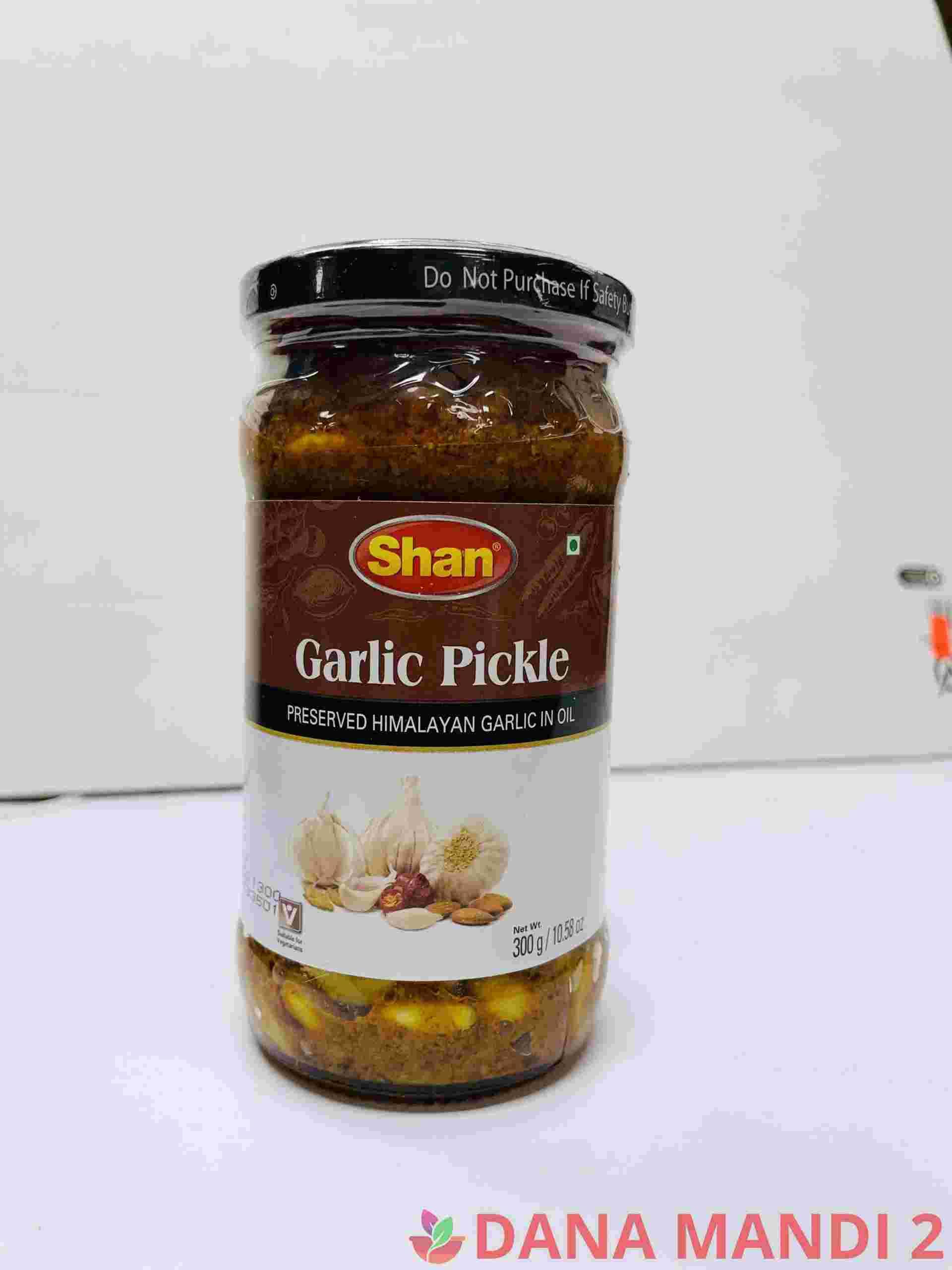 Shan Shan Garlic Pickle