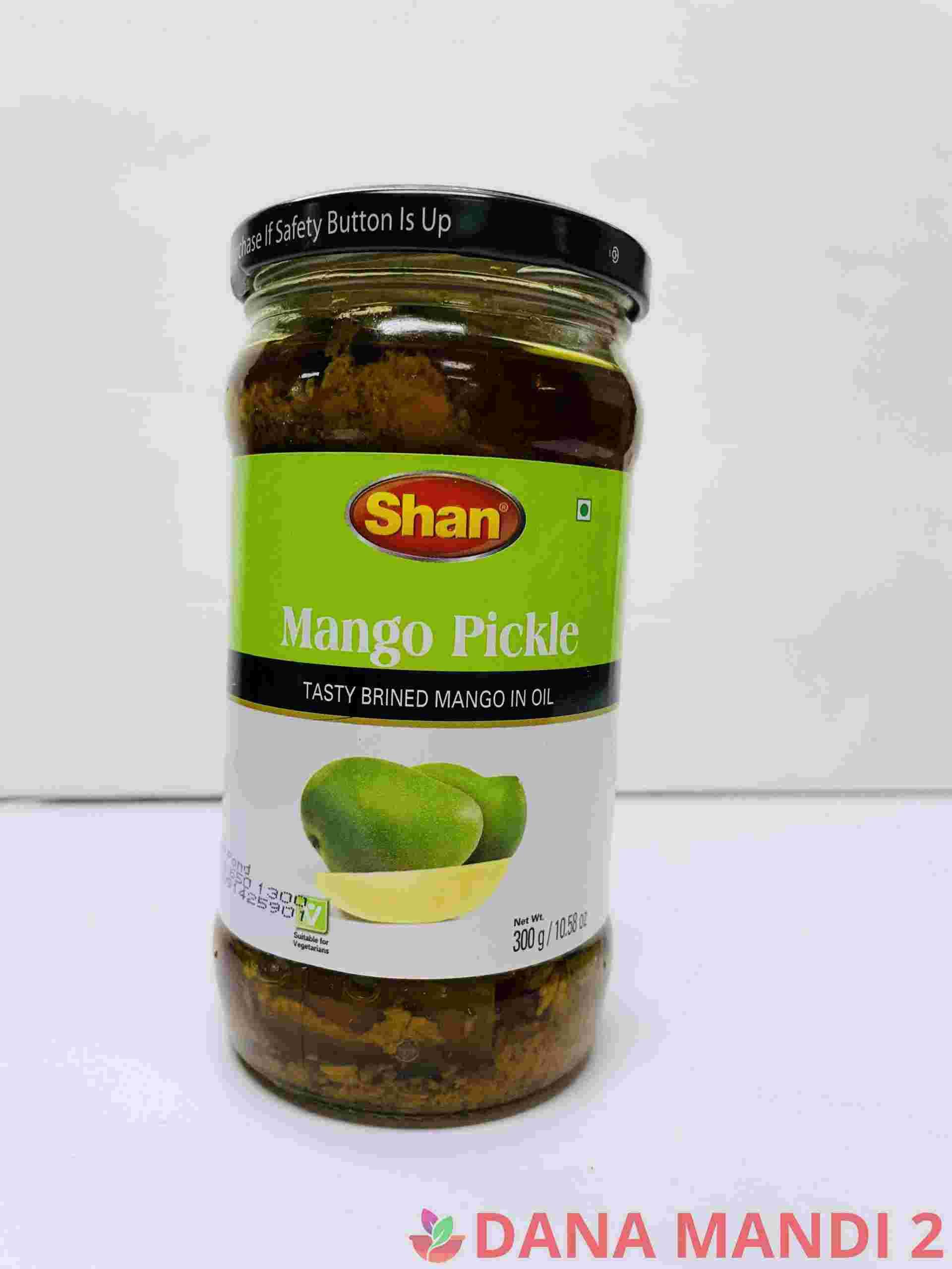 Shan Shan Mango Pickle