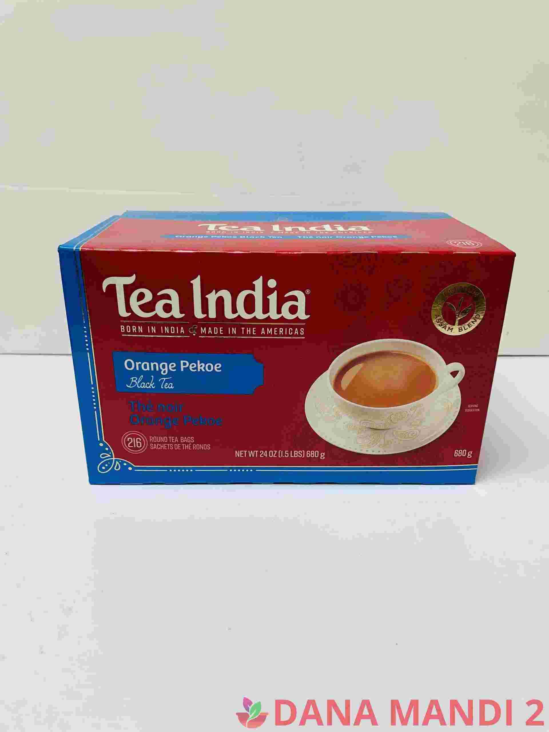 Tea India  Orange Peoke