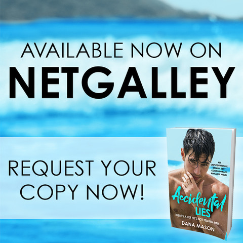 NetGalley Graphic - Accidental Lies