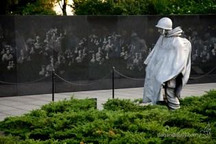 POTW: Korean War Veterans Memorial