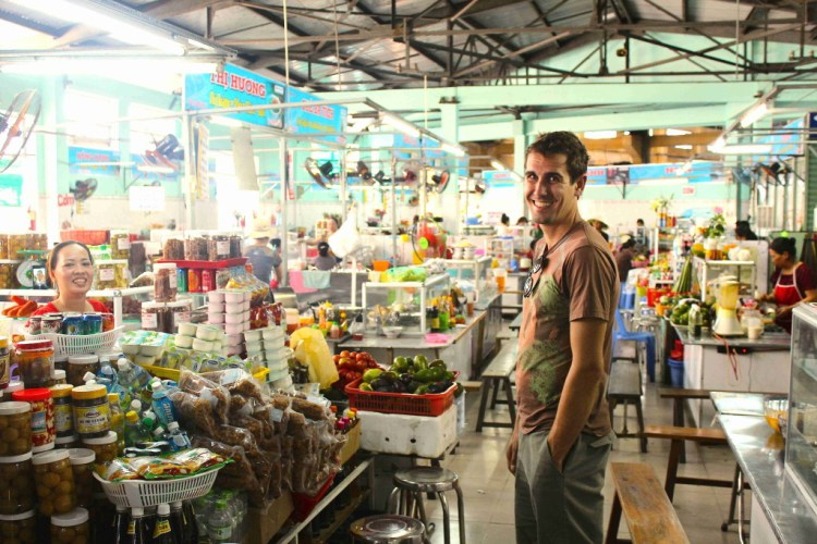 Da Nang food tour host