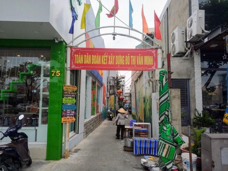 da nang fresco village, da nang food tour