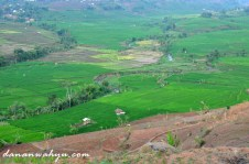 Menuju Taman Konservasi Masigit Kareumbi – Dataran Tinggi Cimanggung