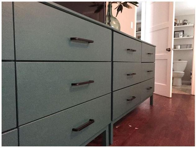 Ikea Dresser, Ikea Hack, DIY dresser