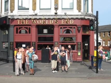 Pub London Worlds End