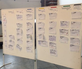 #litcamp16 Sessions