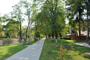 Covasna Central Park