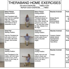 Chair Exercise For Seniors Handout Parsons Slipcover Pattern Search Results Band Exercises  Calendar