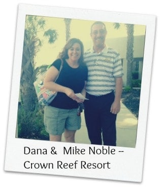 mike noble, crown reef resort, travel, mike noble, mary, crown reef, crown cafe, It's All In The Staff, crown reef resort, travel, vacation, destination, traveling, families, resorts, myrtle beach, south carolina, loco gecko, dana vento