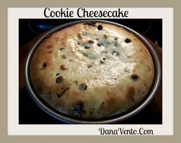 Cookie Cheesecake With A PushPan, food, foodie, cookie cheesecake, food, baking, easy , kuhn rikon, pushpan