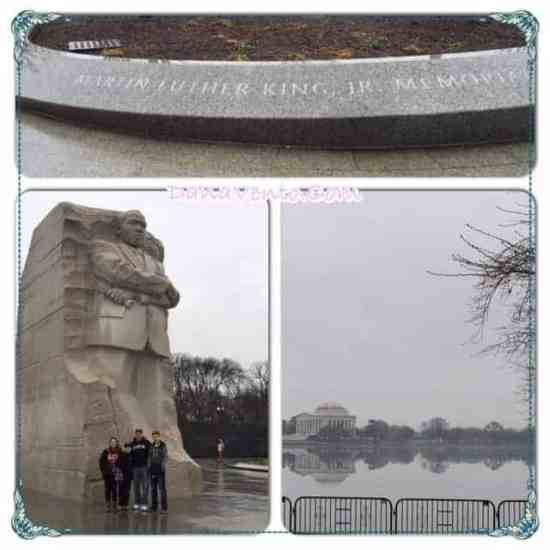 Washington DC, Martin Luther King, MLK Memorial, parking, tourism, touring, travel, family, history, education, walking tour, monuments, lincoln, washington, reflecting pond, travel, destination, dana vento