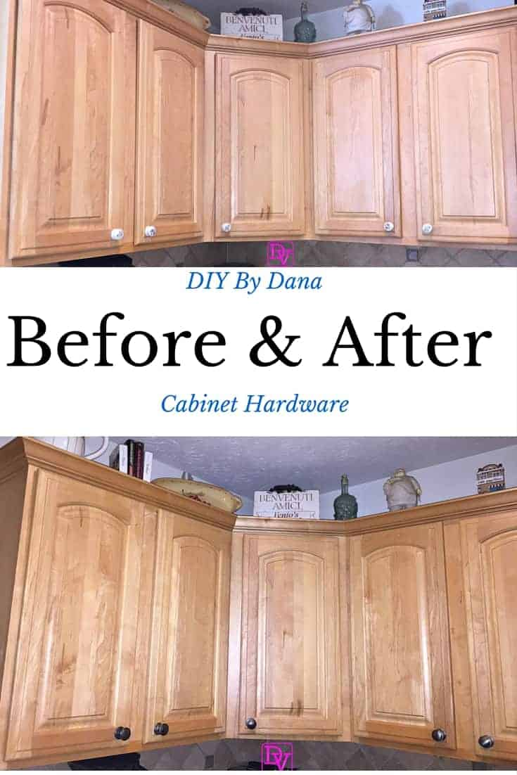 kitchen cabinet hardware hotel with hong kong how to replace diy tutorial blogger project