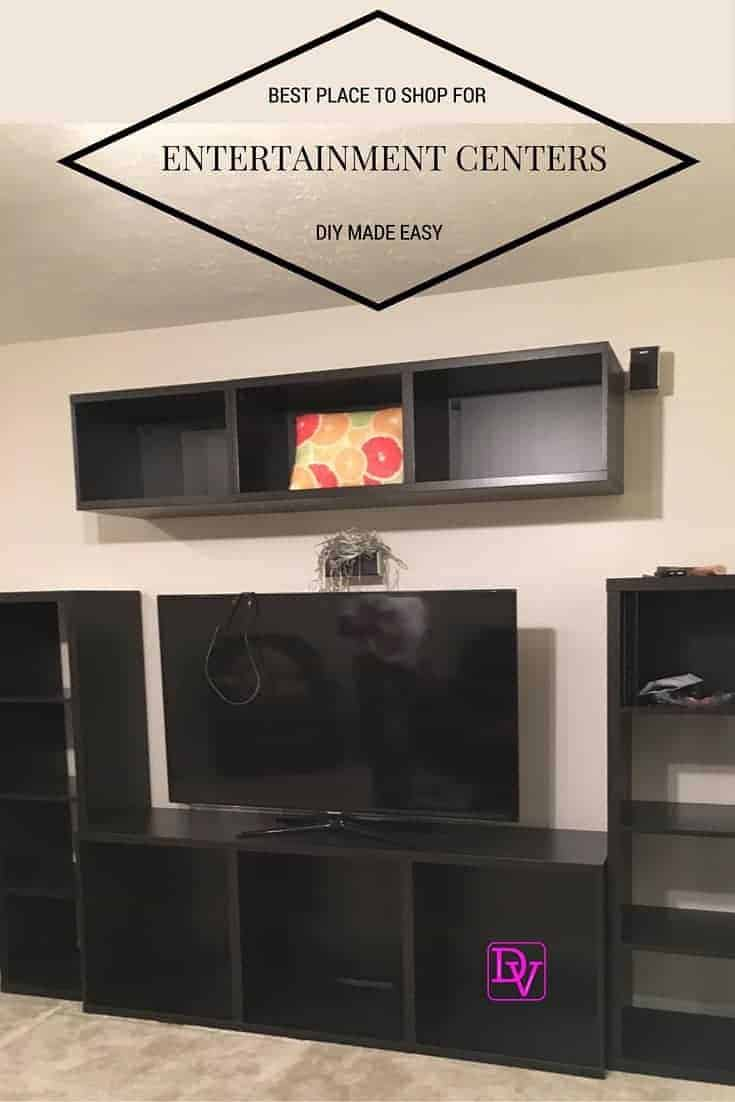Best Place To Shop For Television Entertainment Centers Dana Vento