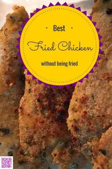 Best 3 Ingredient Fried Chicken in an OilLess Fryer, Healthy Boss, less fat, less grease, less cholesterol, less calories, heart healthy, allergen friendly, frying at home, no oil, food, food blogger, recipe, recipes, foodie, easy to make, fast frying, crispy, crunchy foods, fries, chicken, fish, wings, onion rings, in the kitchen with dana, ad