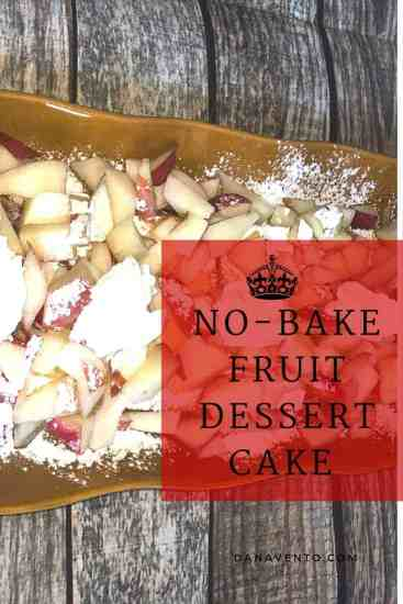 no bake, easy, fast, dessert, simple, whipped topping, fruit, pears, nectarines, plums, peaches, seasonal fruit, pound cake, frozen pound cake, fresh pound cake, store bought pound cake, slice, make, fast, desserts, recipe, recipes, foodies, food style, summer treats, no heat in the kitchen, food blogger, food writer, simple recipes