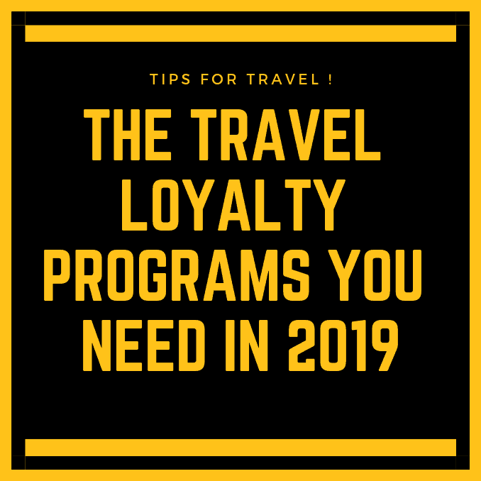 The Travel Loyalty Programs You Need in 2019, the parking spot, parking, flying, travel, globe trotting, passport travel, things to know, tips, tricks, hints
