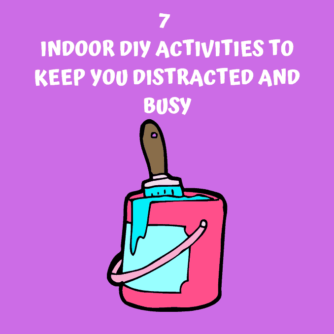 indoor diy activities
