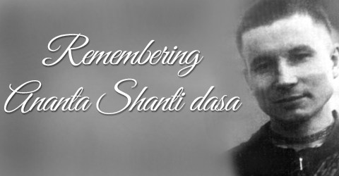 Ananta Shanti dasa