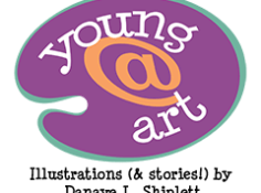 young@art - illustrations and stories by Danaye L. Shiplett