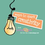Spark creativity with simple ways to find creative inspiration
