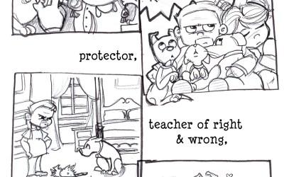 Best Dad (a Socially Awkward comic)