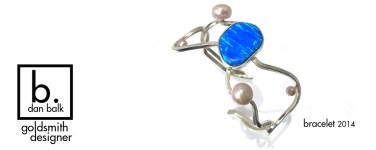 Dan Balk Jewelry Cuff Bracelet