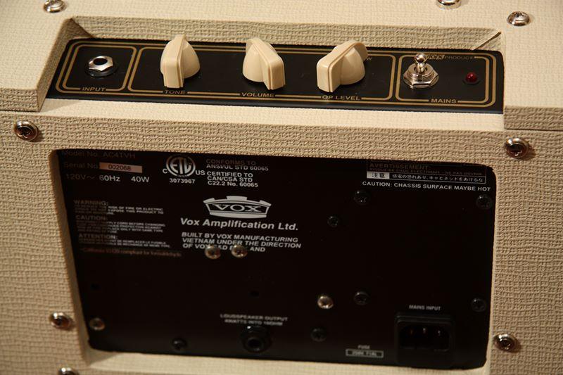 Dan Beckers PowerScaled Vox AC4 Amplifier Build