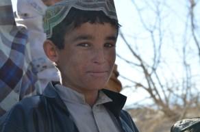 Smiling in Haji Sultan