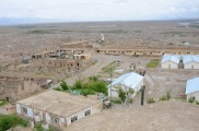 Looking towards FOB Lagman from the 'Tea Room' The buildings on the right are identical to those we have on Apache.