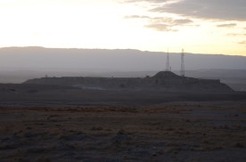 Alexander the Great's Castle overlooks Qalat City