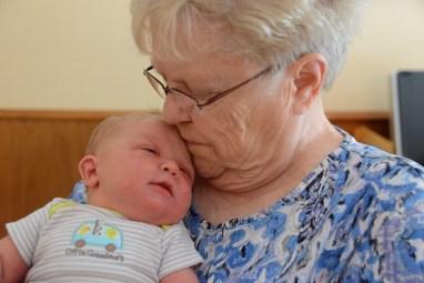Jack meets Grandma