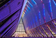 Academy Chapel Glass photo of United States Air Force Academy Colorado by Dan Bourque